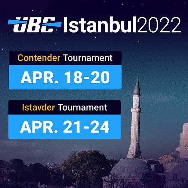 2022 UBC Istanbul Contender Tournament